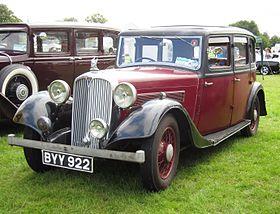 Rover 14 I 1933 - 1948 Sedan #7