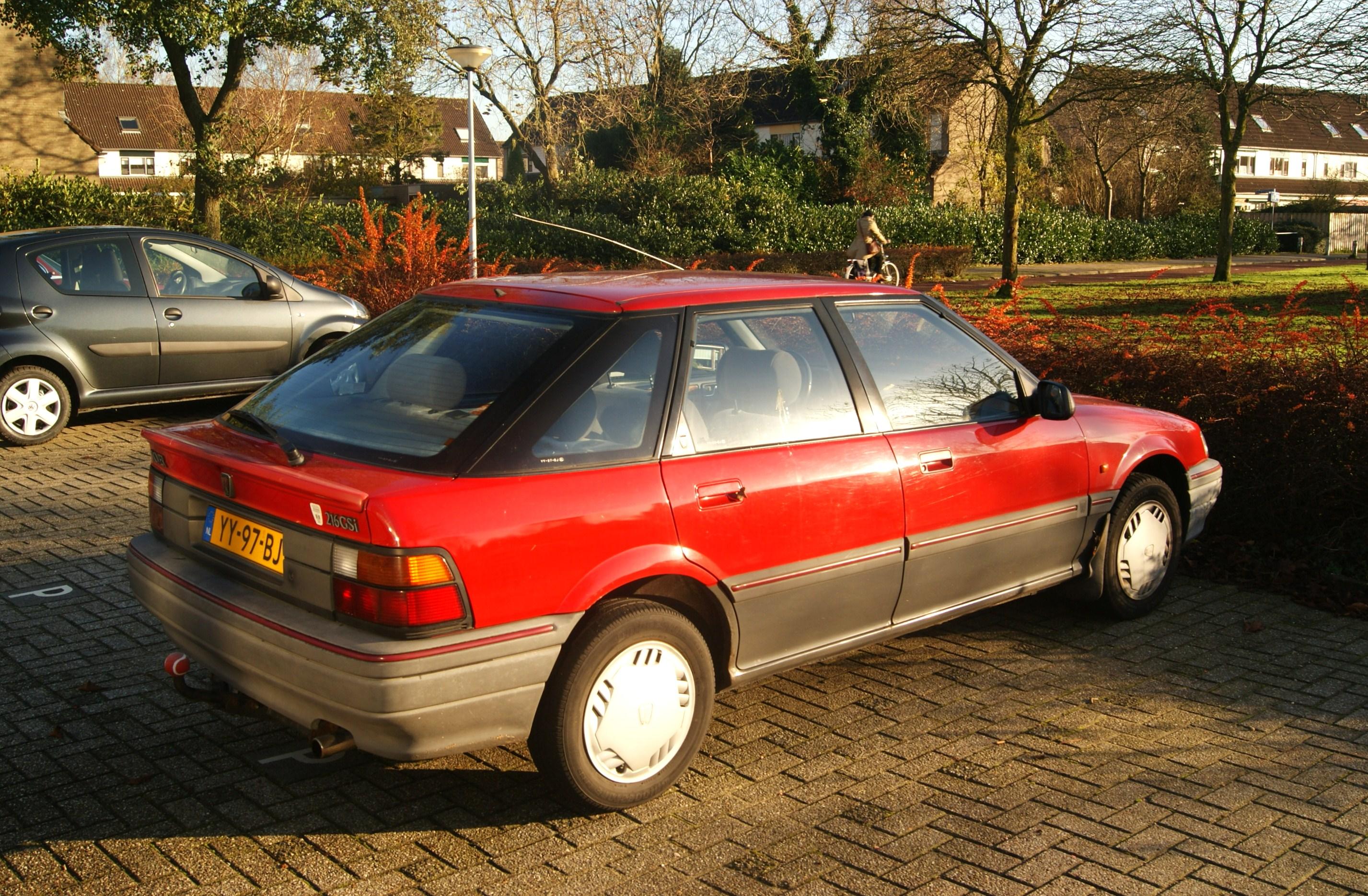 Rover 200 II (R8) 1989 - 1999 Cabriolet #2