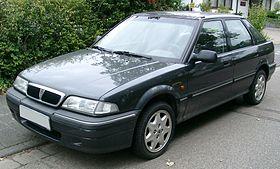 Rover 200 II (R8) 1989 - 1999 Cabriolet #6