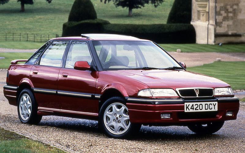 Rover 200 II (R8) 1989 - 1999 Cabriolet #5