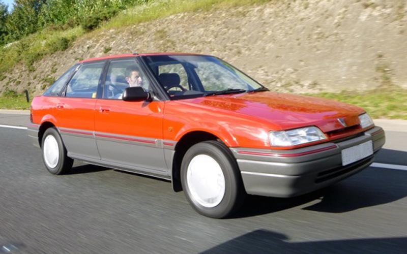 Rover 200 II (R8) 1989 - 1999 Cabriolet #4