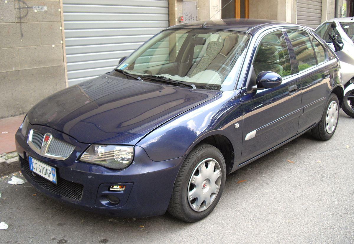 Rover 25 1999 - 2005 Hatchback 3 door #7