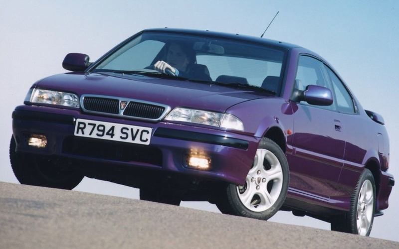 Rover 200 II (R8) 1989 - 1999 Coupe #2