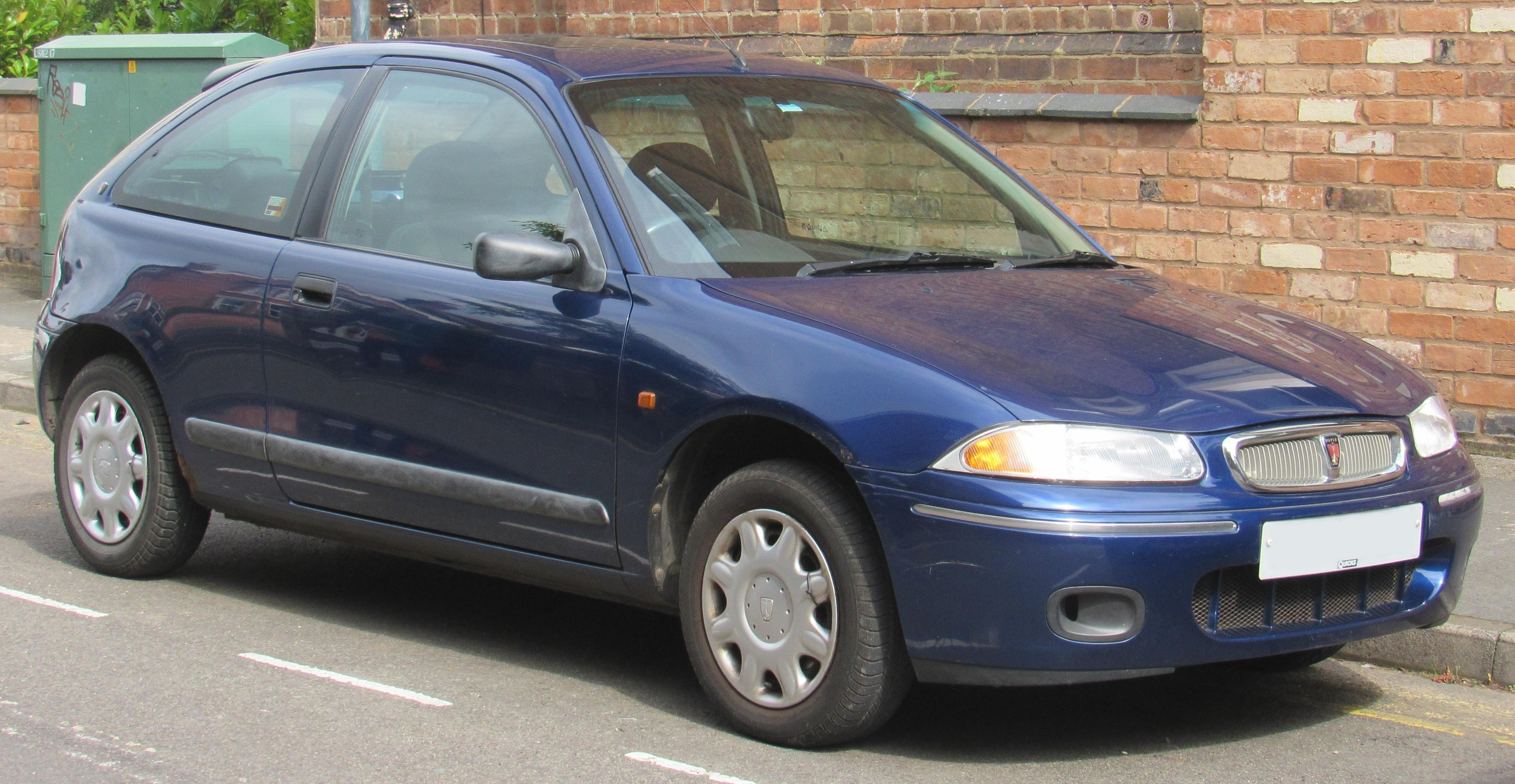 Rover 200 III (R3) 1995 - 1999 Hatchback 5 door #6