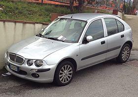 Rover 25 1999 - 2005 Hatchback 3 door #8