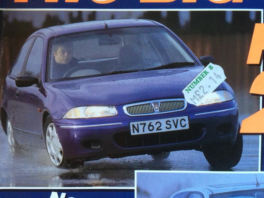 Rover 200 III (R3) 1995 - 1999 Hatchback 3 door #1