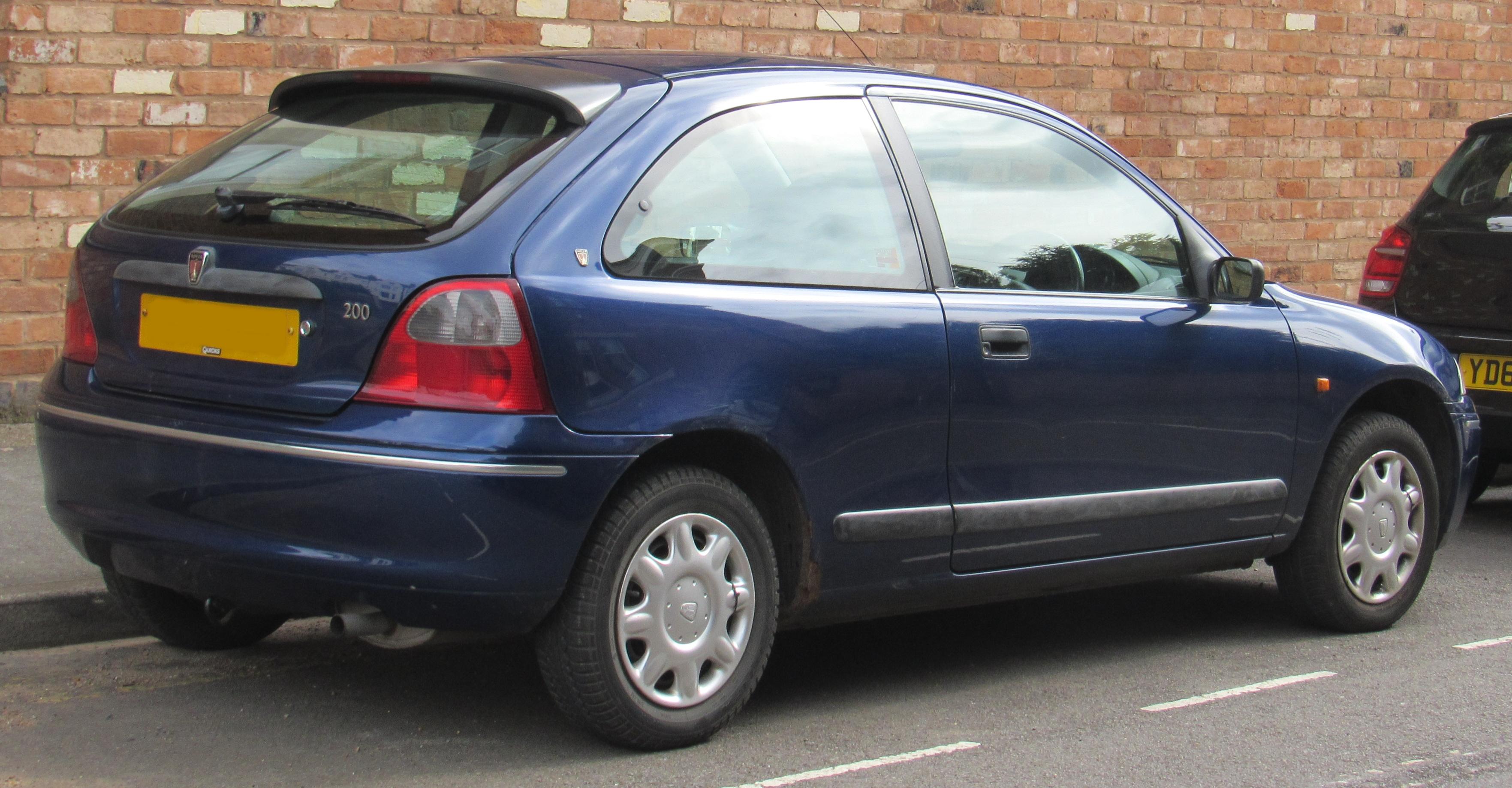 Rover 200 III (R3) 1995 - 1999 Hatchback 5 door #5