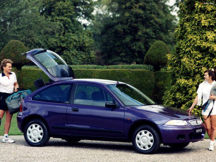 Rover 200 III (R3) 1995 - 1999 Hatchback 5 door #1