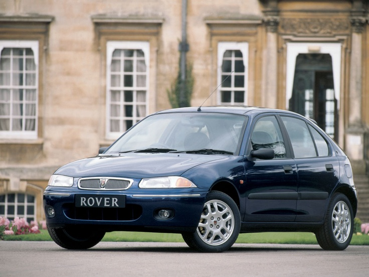 Rover 200 III (R3) 1995 - 1999 Hatchback 5 door #4