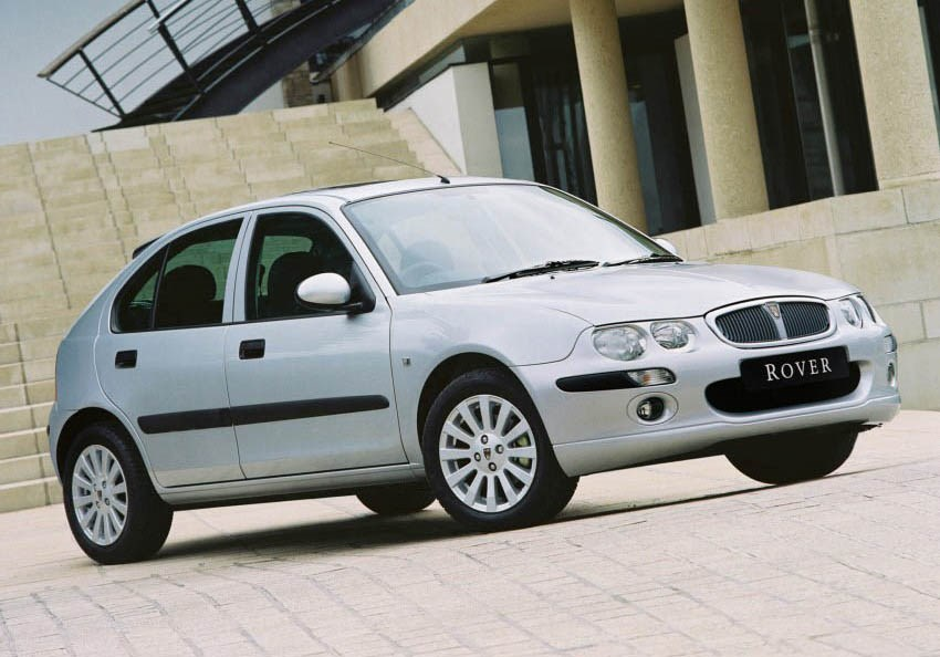 Rover 25 1999 - 2005 Hatchback 3 door #1