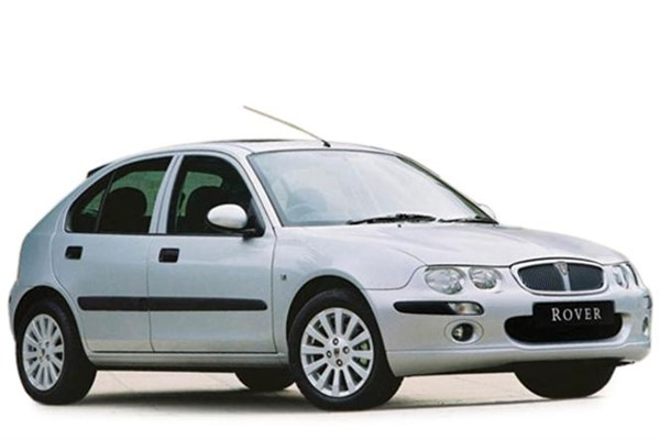 Rover 25 1999 - 2005 Hatchback 3 door #5