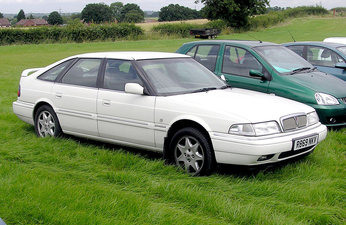 Rover 800 1986 - 1999 Coupe #8