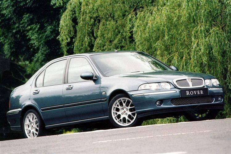 Rover 45 1999 - 2005 Sedan #7