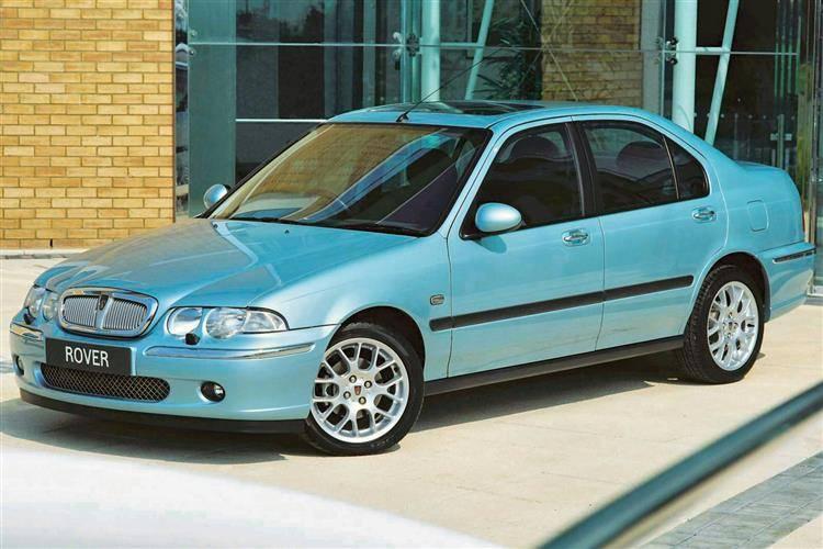 Rover 45 1999 - 2005 Sedan #8