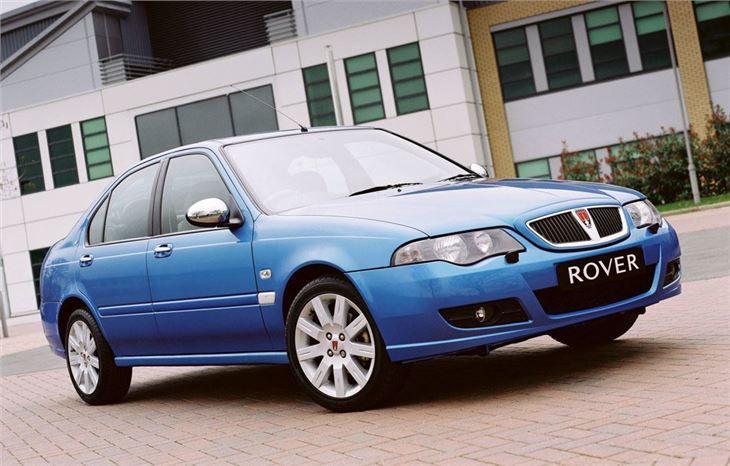Rover 45 1999 - 2005 Sedan #4