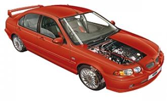 Rover 45 1999 - 2005 Sedan #5