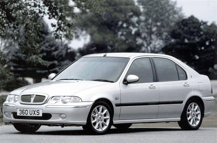 Rover 45 1999 - 2005 Sedan #6