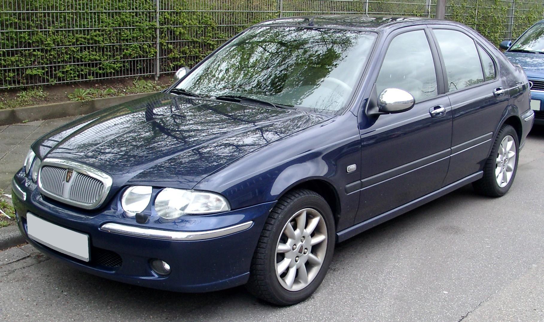 Rover 45 1999 - 2005 Sedan #3