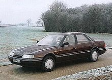 Rover 800 1986 - 1999 Coupe #7