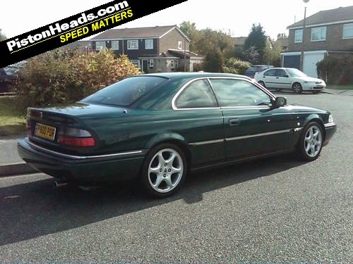 Rover 800 1986 - 1999 Coupe #2