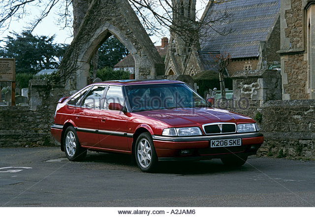 Rover 800 1986 - 1999 Coupe #1