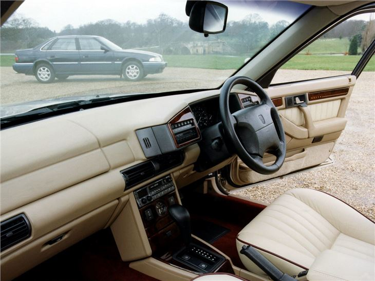 Rover 800 1986 - 1999 Coupe #3
