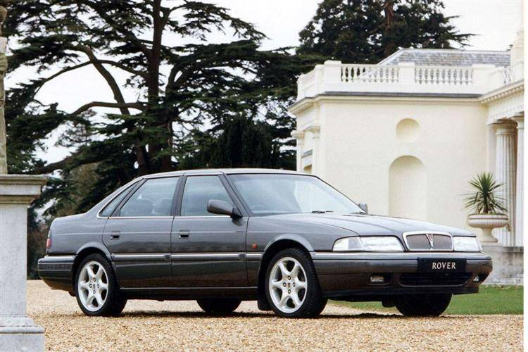 Rover 800 1986 - 1999 Coupe #6