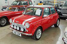 Rover Mini 1989 - 2000 Sedan 2 door #7