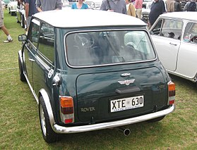 Rover Mini 1989 - 2000 Sedan 2 door #4