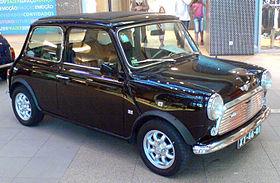 Rover Mini 1989 - 2000 Sedan 2 door #3