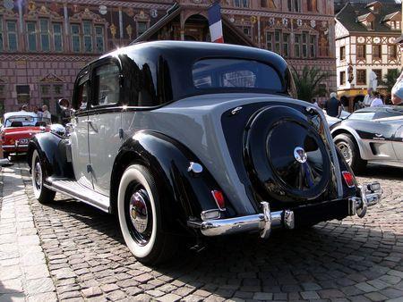 Rover P3 1948 - 1949 Sedan #7