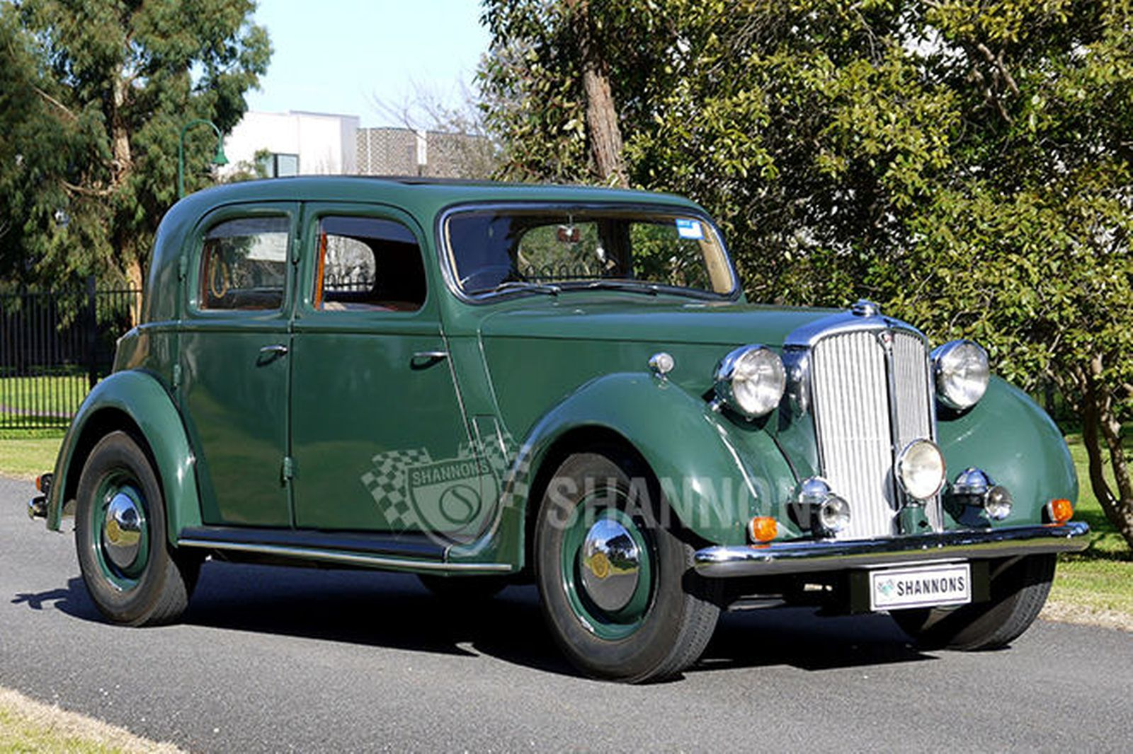 Rover P3 1948 - 1949 Sedan #3