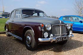 Rover P4 1949 - 1964 Sedan #4