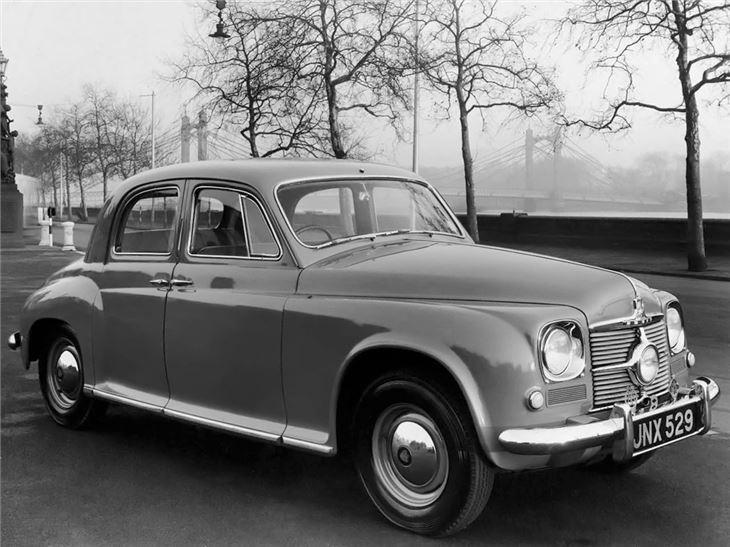 Rover P4 1949 - 1964 Sedan #6