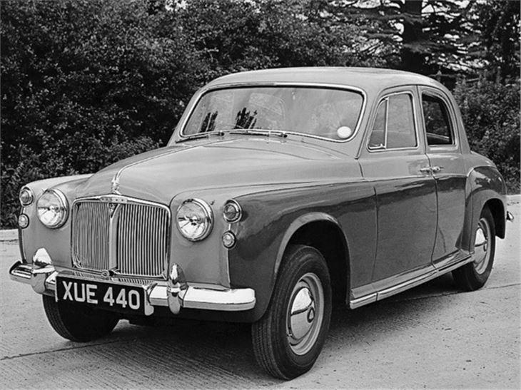 Rover P4 1949 - 1964 Sedan #5