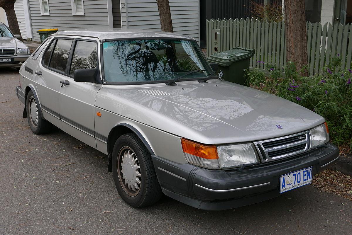 Saab 9000 1991 - 1998 Liftback #7