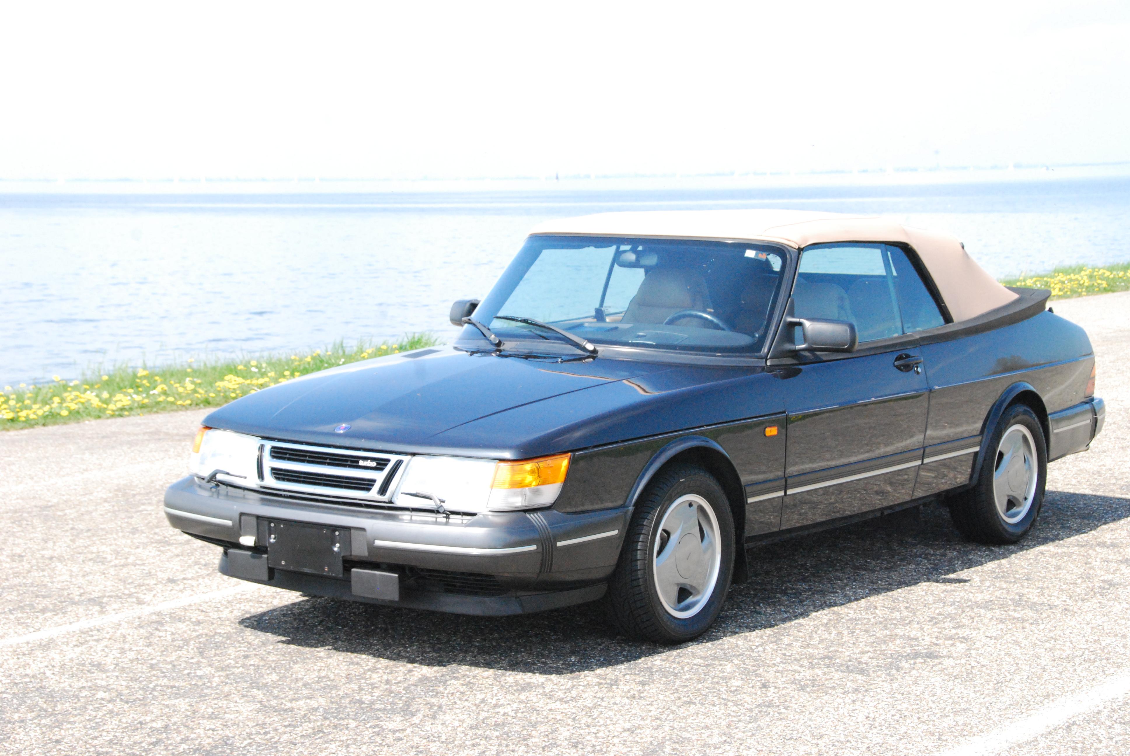 Saab 900 I 1978 - 1994 Cabriolet #3