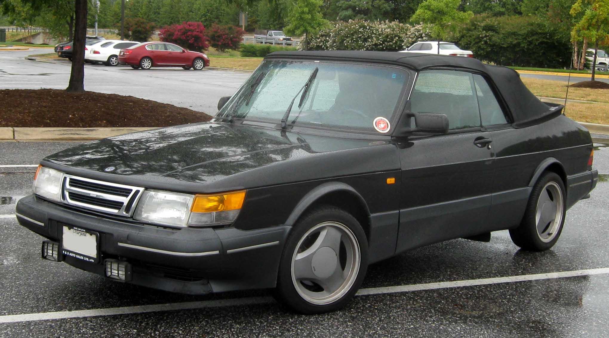 Saab 900 I 1978 - 1994 Cabriolet #5