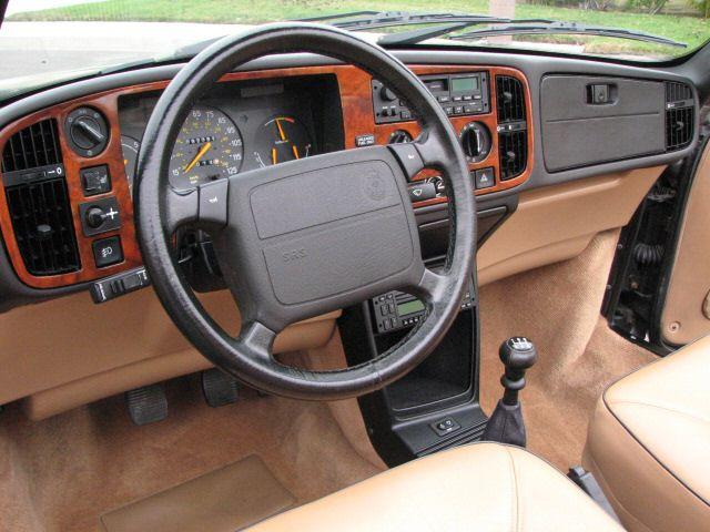 Saab 900 II 1993 - 1998 Cabriolet #8