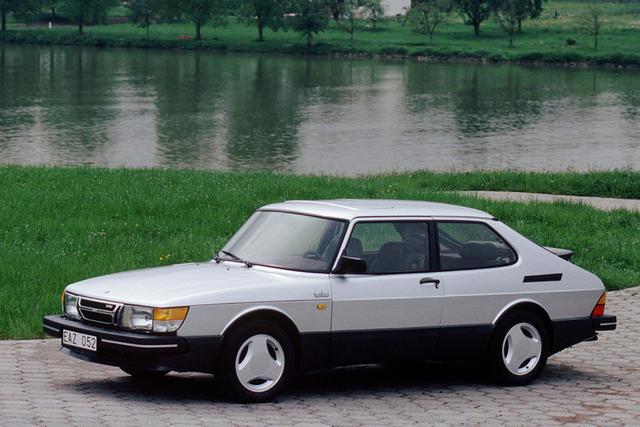 Saab 900 I 1978 - 1994 Hatchback 3 door #5
