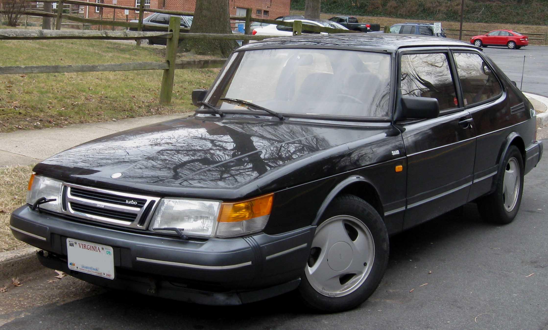 Saab 900 I 1978 - 1994 Hatchback 3 door #2