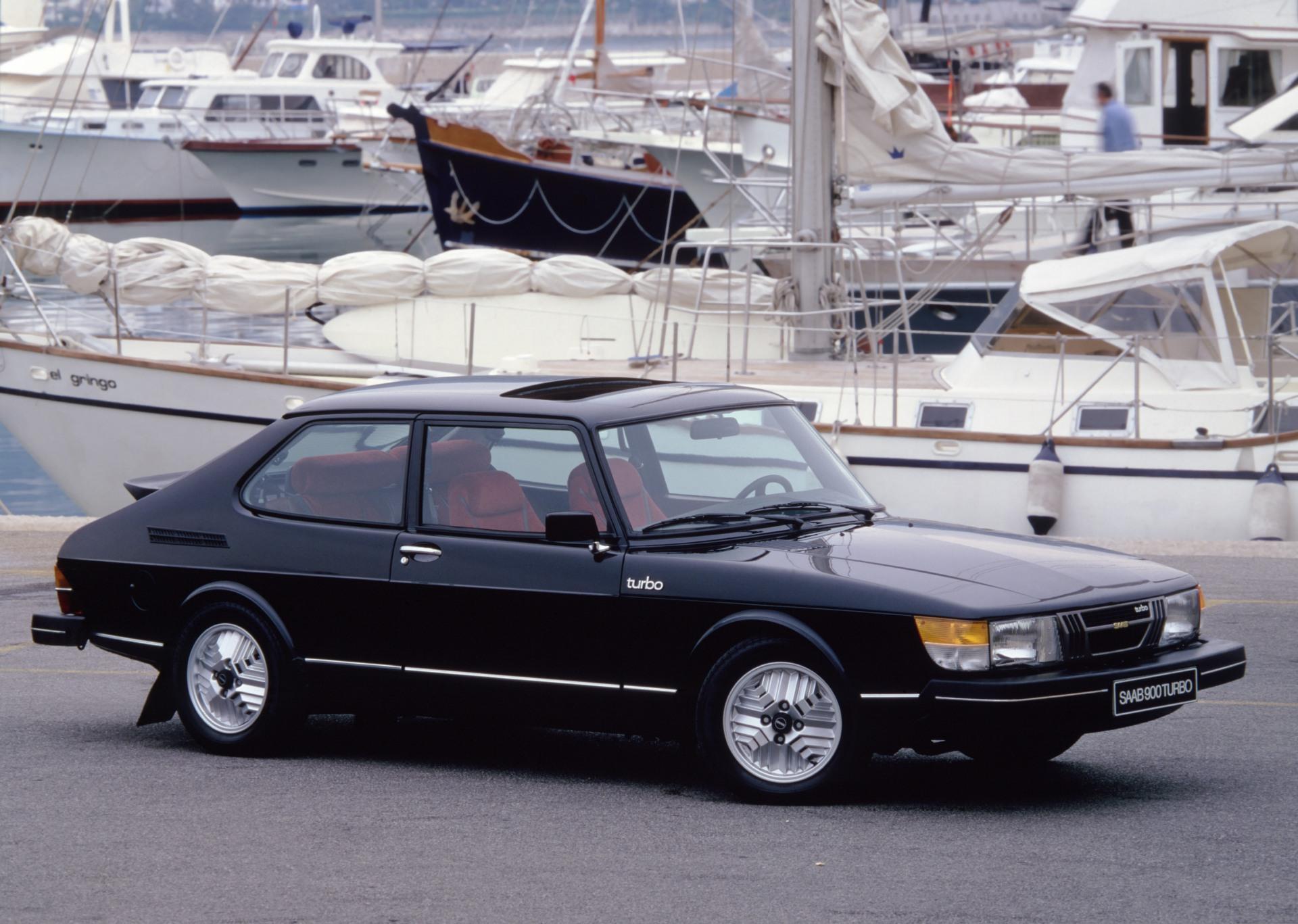 Saab 900 I 1978 - 1994 Hatchback 3 door #6