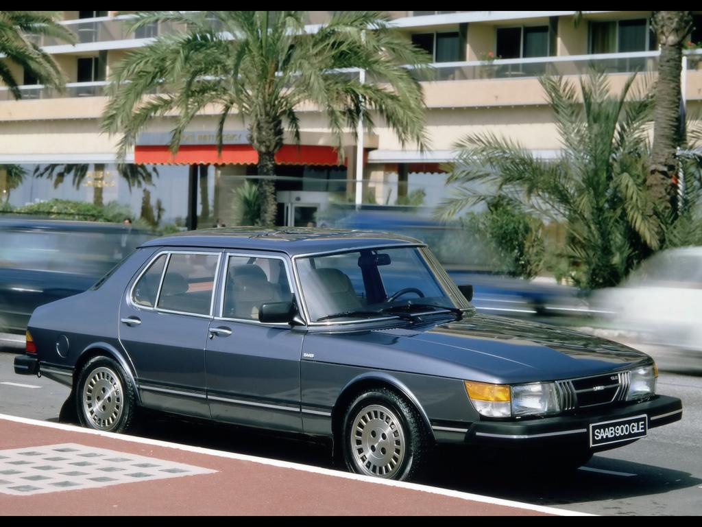 Saab 900 I 1978 - 1994 Sedan #5