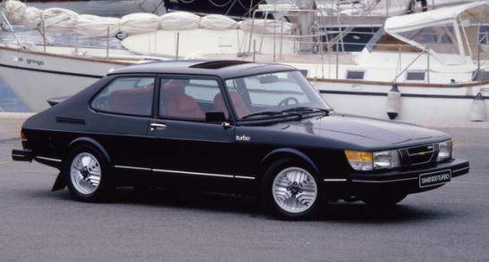 Saab 900 I 1978 - 1994 Sedan #7