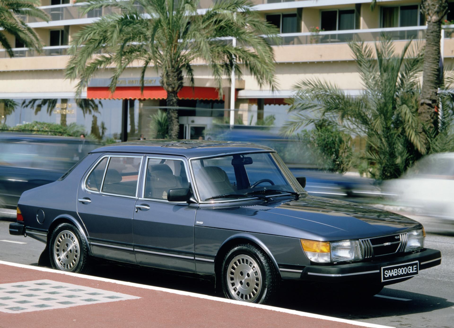 Saab 900 I 1978 - 1994 Sedan #2