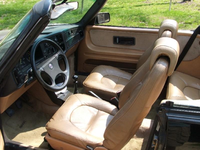 Saab 900 II 1993 - 1998 Cabriolet #1