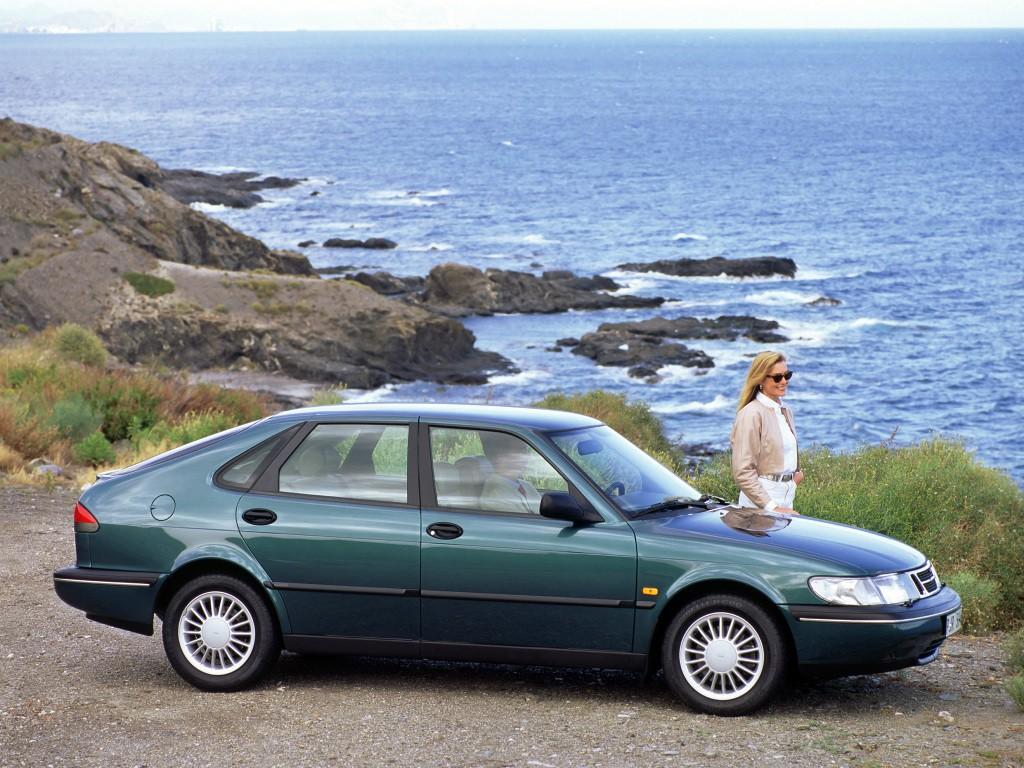 Saab 900 II 1993 - 1998 Hatchback 5 door #3