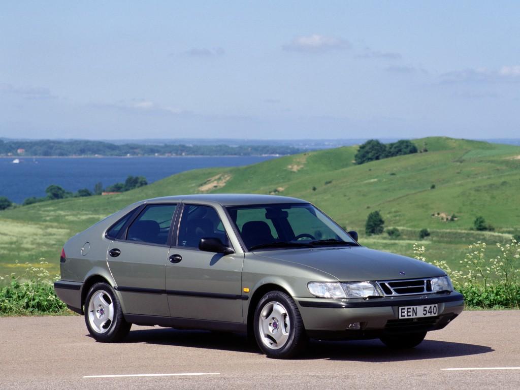 Saab 900 II 1993 - 1998 Hatchback 5 door #5