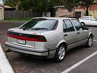 Saab 9000 1991 - 1998 Liftback #6