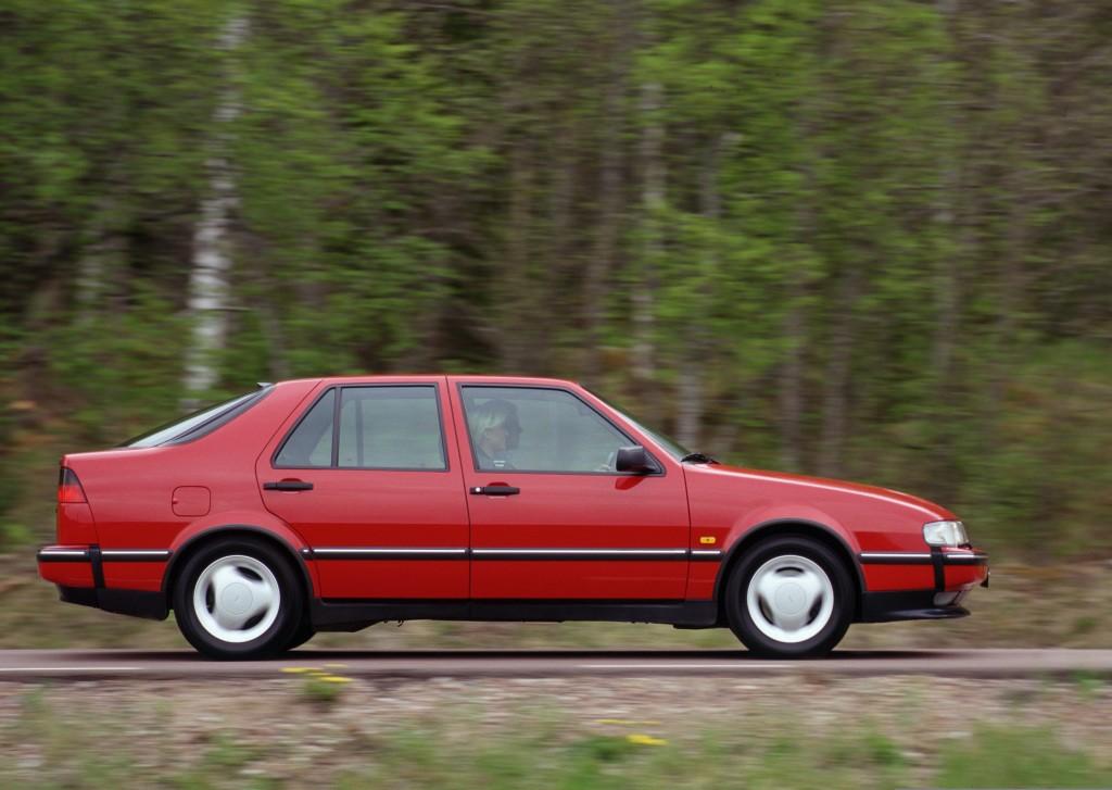 Saab 9000 1991 - 1998 Sedan #3